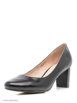 Туфли Baden. Цвет: черный