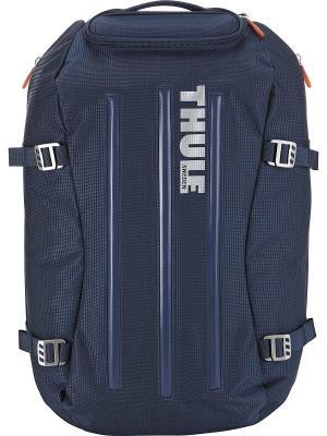 Туристический рюкзак Thule Crossover. Цвет: темно-синий