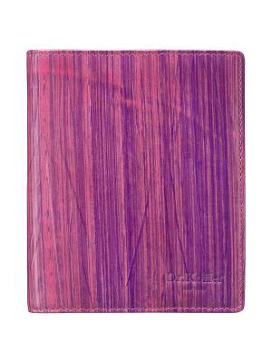 Визитница Dr. Koffer. Цвет: фиолетовый