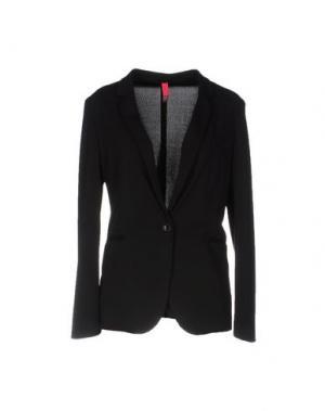 Пиджак 19.70 NINETEEN SEVENTY. Цвет: черный
