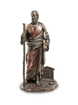 Статуэтка Сократ Veronese. Цвет: бронзовый