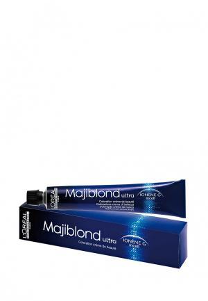 Крем-краска для волос осветляющая LOreal Professional L'Oreal. Цвет: синий