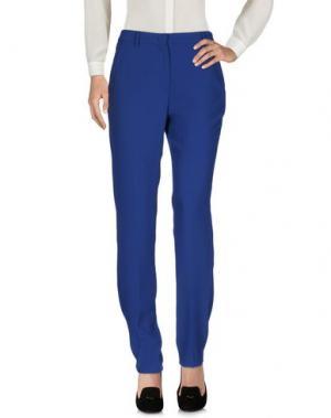 Повседневные брюки FUNNY FACE. Цвет: синий