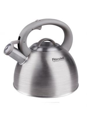 Чайник Rondell RDS-434. Цвет: серебристый