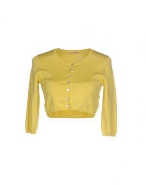 Болеро P.A.R.O.S.H.. Цвет: желтый