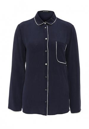 Блуза Pennyblack. Цвет: синий