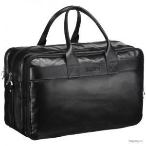 Travel Lancaster (Lancaster black) Brialdi. Цвет: черный