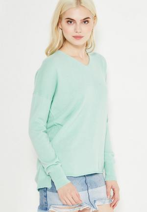 Пуловер Delicate Love. Цвет: мятный