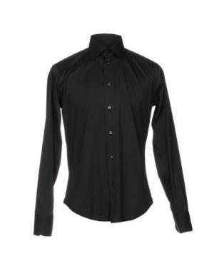 Pубашка BRIAN DALES. Цвет: черный