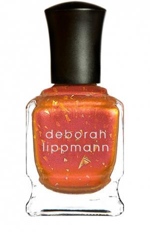 Лак для ногтей Marrakesh Express Deborah Lippmann. Цвет: бесцветный