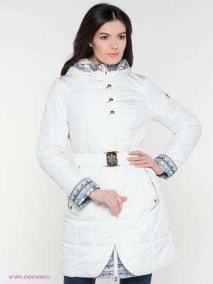 Пальто X'cluSIve. Цвет: белый