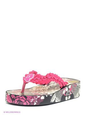 Пантолеты Kakadu. Цвет: розовый, черный