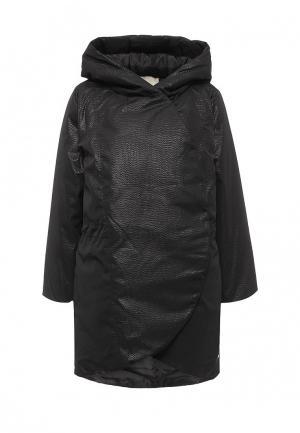 Куртка утепленная Bench. Цвет: черный