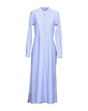 Кафтан CALIBAN. Цвет: синий