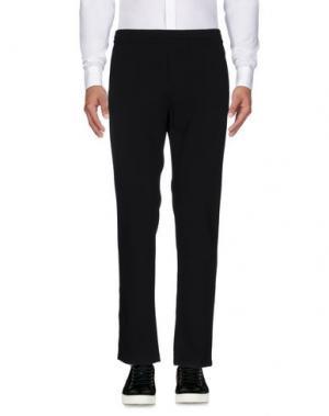 Повседневные брюки ..,BEAUCOUP. Цвет: черный