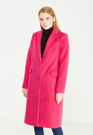 Пальто Dorothy Perkins. Цвет: фуксия