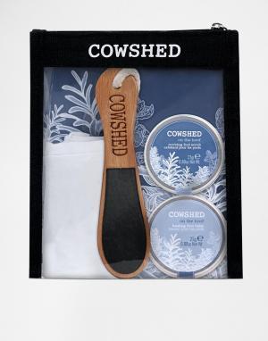 Cowshed Набор для педикюра On Hoof. Цвет: бесцветный