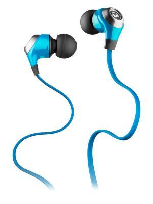 Наушники с микрофоном Monster N-Lite In-Ear, Blue. Цвет: синий