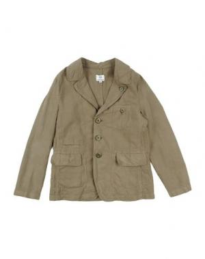 Пиджак MAURO GRIFONI. Цвет: зеленый-милитари