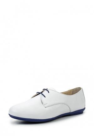 Ботинки Ralf Ringer. Цвет: белый