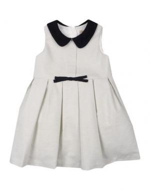 Платье HUCKLEBONES. Цвет: светло-серый