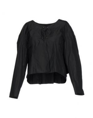 Куртка ALBINO. Цвет: черный