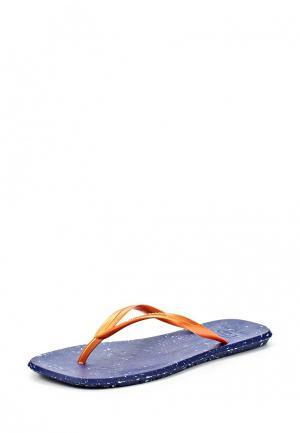 Сланцы Amazonas Sandals. Цвет: разноцветный