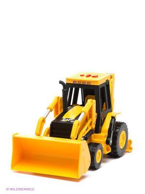 Cтроительная техника Toystate. Цвет: желтый, черный