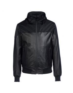 Куртка 8. Цвет: черный