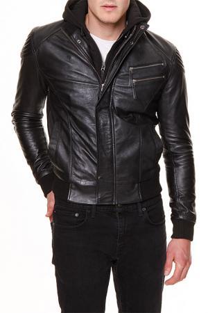 Куртка Chyston. Цвет: черный