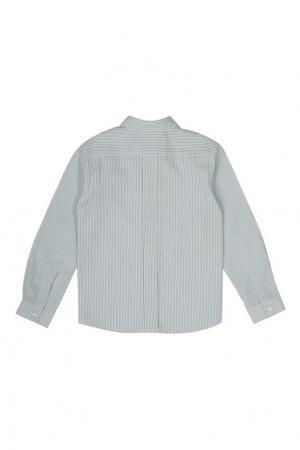 Хлопковая рубашка Acteur Bonpoint. Цвет: none