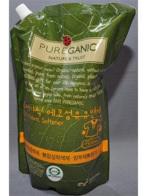 Pureganic NATURE & TRUST. Цвет: прозрачный