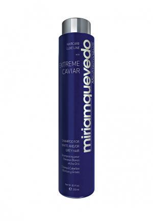 Шампунь для седых волос Miriam Quevedo. Цвет: синий