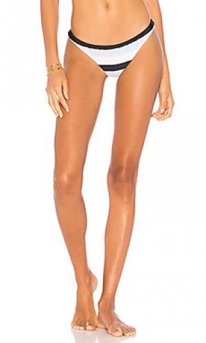 Дерзкие плавки бикини Vix Swimwear. Цвет: синий