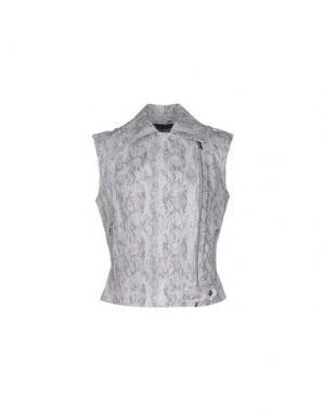Куртка 9.2 BY CARLO CHIONNA. Цвет: белый