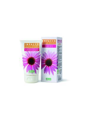 Маска для волос Детокс с белой глиной и протеинами риса Derbe против себорейного дерматита. Цвет: розовый