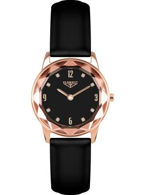Часы 33 ELEMENT. Цвет: черный, золотистый, розовый