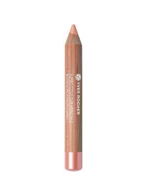 Тени-карандаш для век перламутровые 01 Цветок Вишни Yves Rocher. Цвет: темно-красный