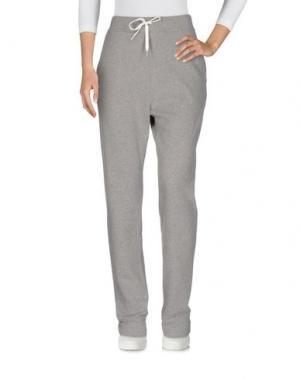 Повседневные брюки TOMAS MAIER. Цвет: светло-серый