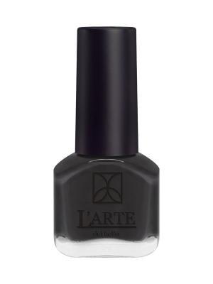 Лак для ногтей MINI LARTE, 3420, шт L'arte del bello. Цвет: серый
