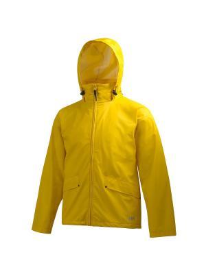 Куртка Helly Hansen. Цвет: желтый