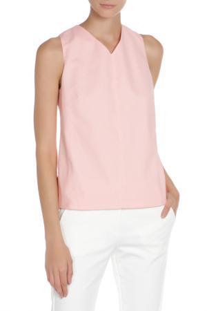 Блузка PHILOSOPHY. Цвет: розовый