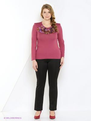 Блуза BALSAKO. Цвет: сиреневый