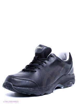 Кроссовки GEL-CARDIO ZIP 3 ASICS. Цвет: черный