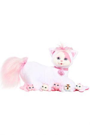 Кошечка Китти и ее котята Just Play. Цвет: мультицвет