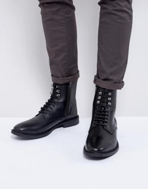 KG Kurt Geiger Ботинки в стиле милитари By. Цвет: черный