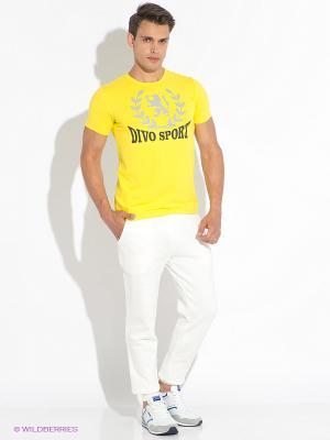 Футболка D.S. Цвет: желтый