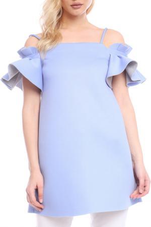 Blouse Emma Monti. Цвет: light blue