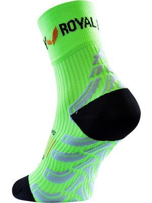 Носки Royal Bay Neon HIGH-CUT. Цвет: зеленый