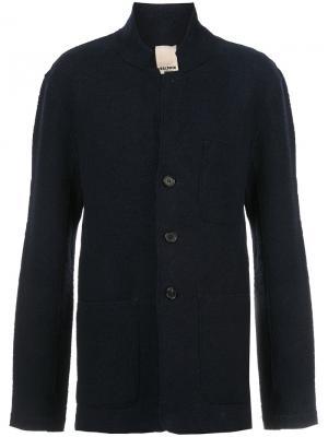 Куртка Jude Baldwin. Цвет: синий